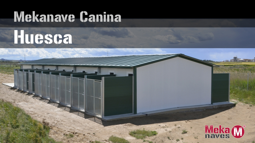 Residencia Canina Huesca