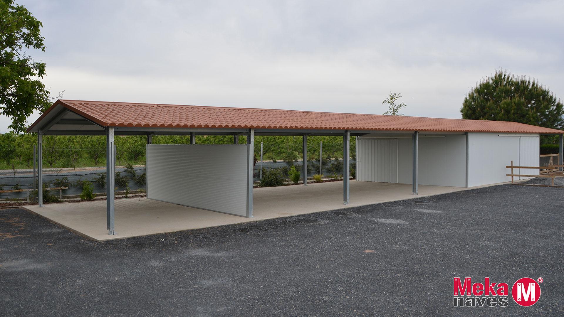 Mekanave concepto modular destinada al ocio en la rioja for Residencia canina la rioja