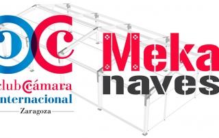 Mekanaves forma parte del Club Cámara Internacional de Zaragoza
