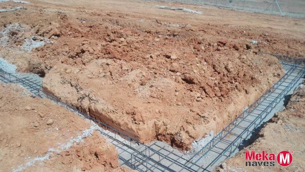 Obra civil para la construcción de un centro canino en Badajoz, Mekanaves