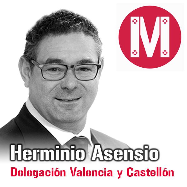 Herminio Asensio. Delegación Valencia y Castellón. Mekanaves