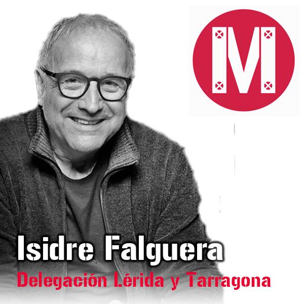 Isidre Falguera, delegación comercial de Lérida y Tarragona de Mekanaves, soluciones modulares.