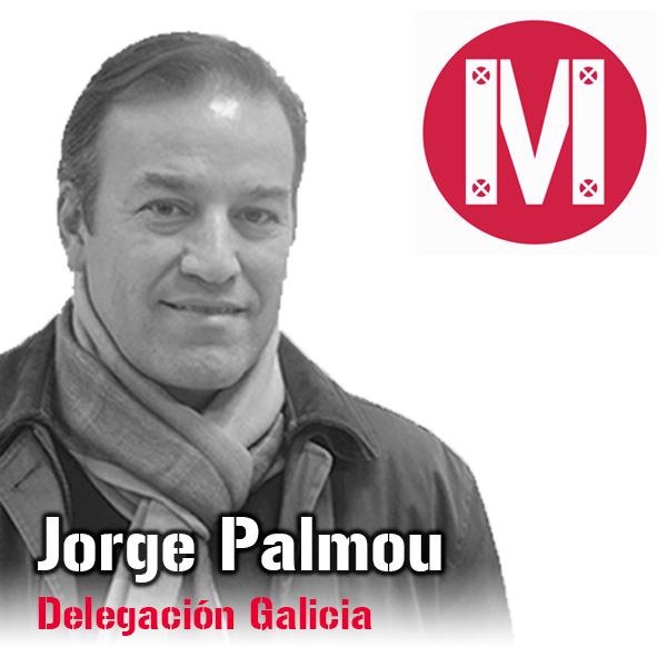 Jorge Palmou. Delegación Galicia. Mekanaves