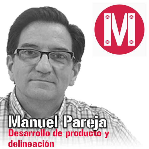 Manuel Pareja, Oficina Técnica de Mekanaves