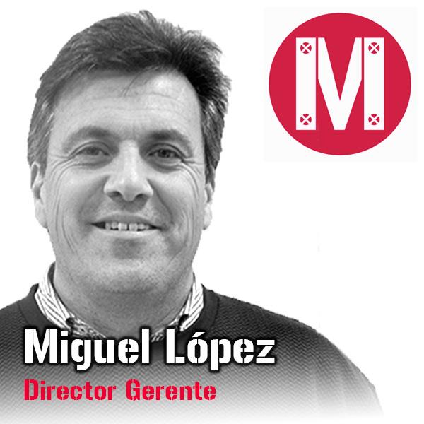 Miguel Lopez Longas, Director Gerente de Mekanaves