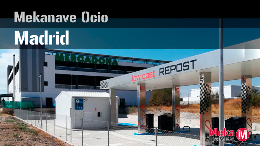 Nave Ocio Madrid