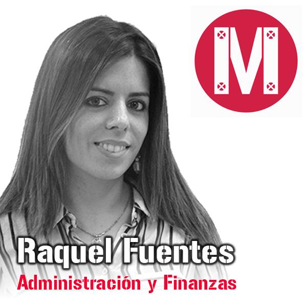 Raquel Fuentes, Administración y Finanzas. Mekanaves
