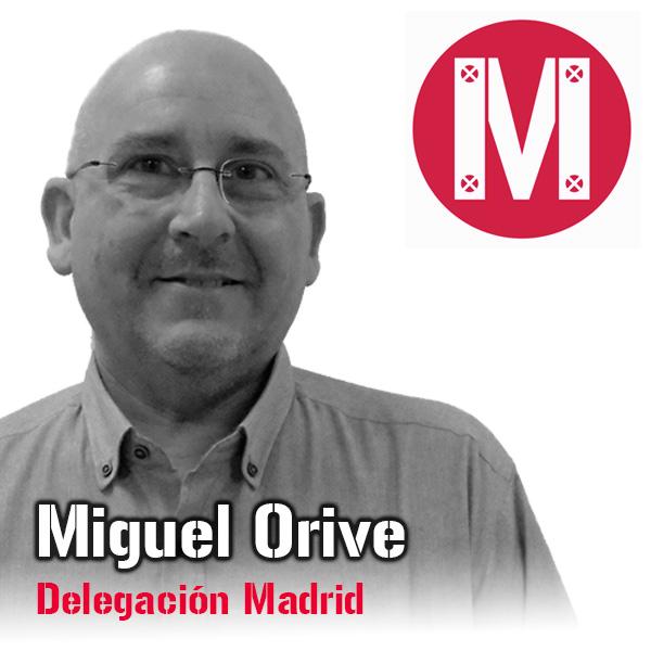 Miguel Orive, delegación Madrid y centro de Mekanaves, Soluciones Modulares