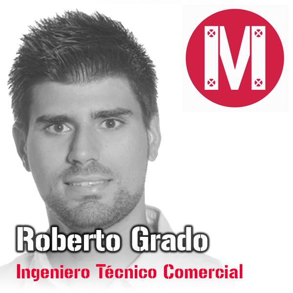 Roberto Grado, Ingeniero Técnico Comercial Prescriptor, Mekanaves