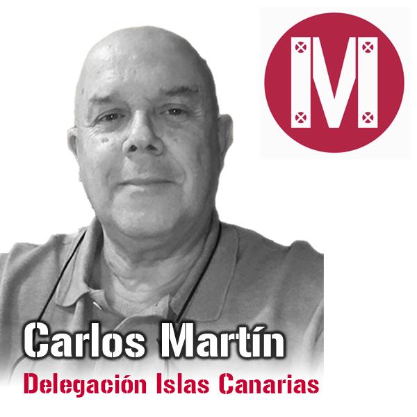 Carlos Martin Delegacion Islas Canarias