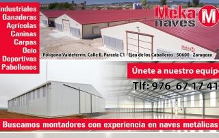 Oferta de empleo Zaragoza