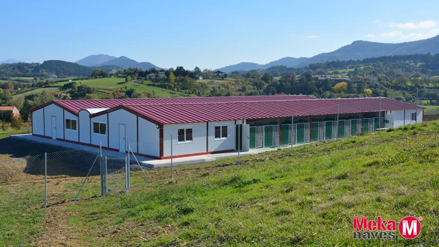 Centro Canino en Vizcaya