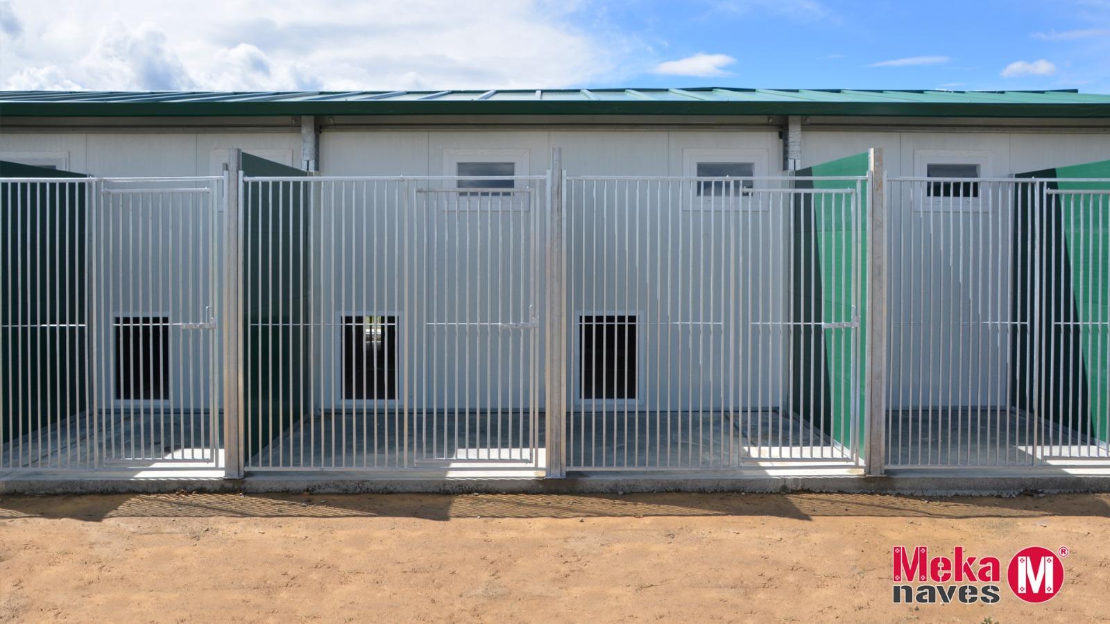 Residencia para animales en Huesca