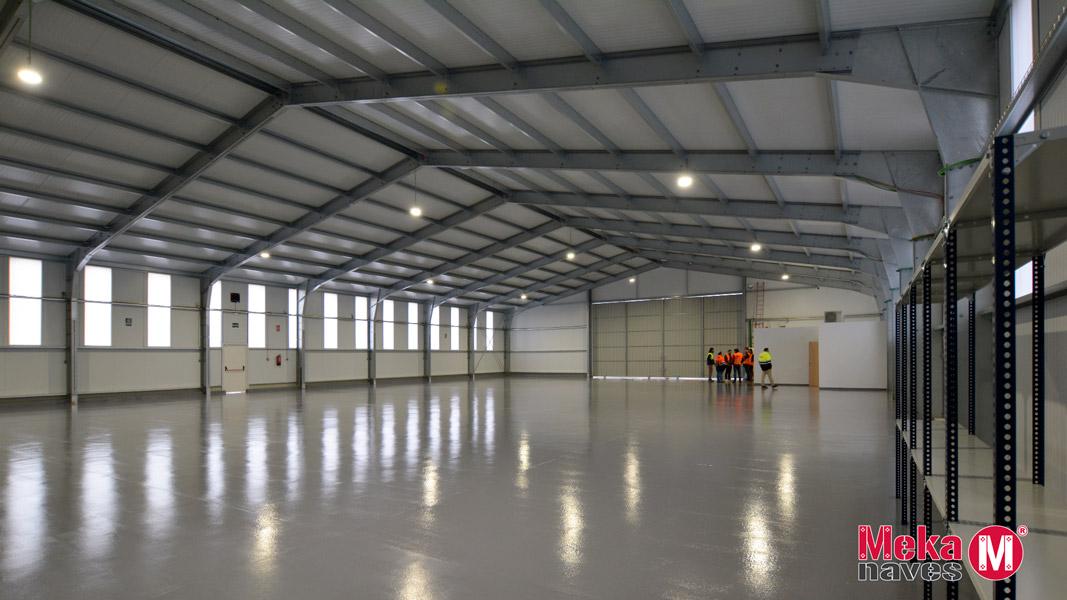 Nave Hangar Prefabricado