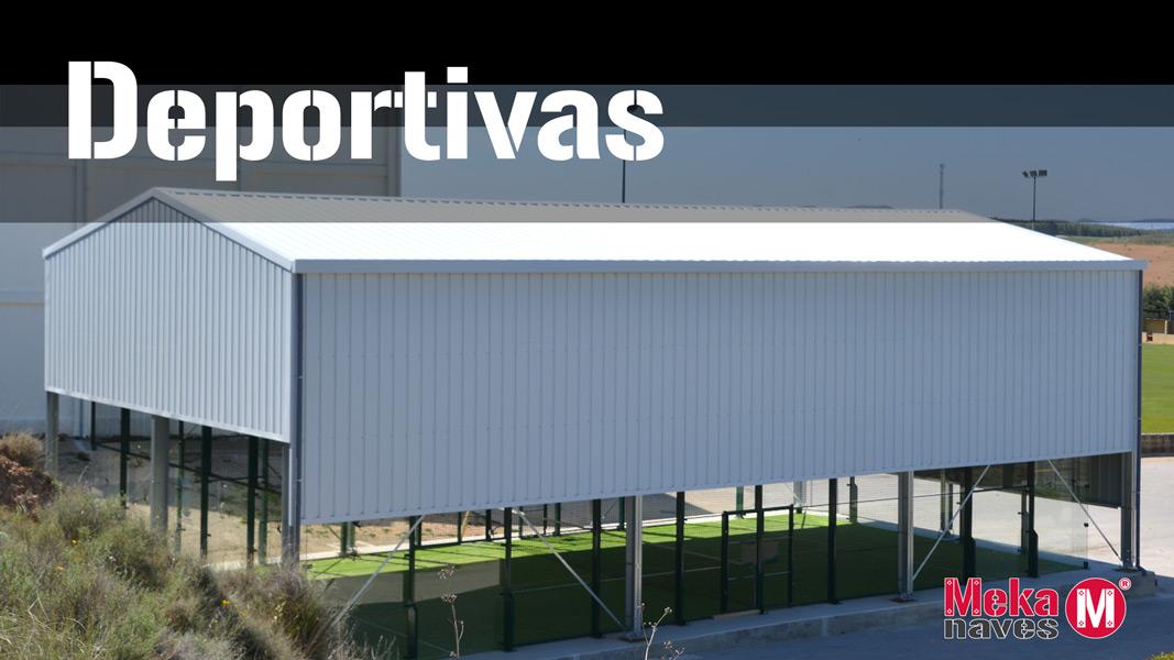 Galeria fotos Cubiertas Deportivas