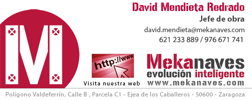 Firma Correo David Mendieta