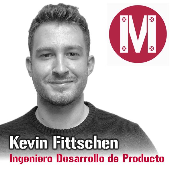 Kevin Fittschen-Ingeniero de Producto