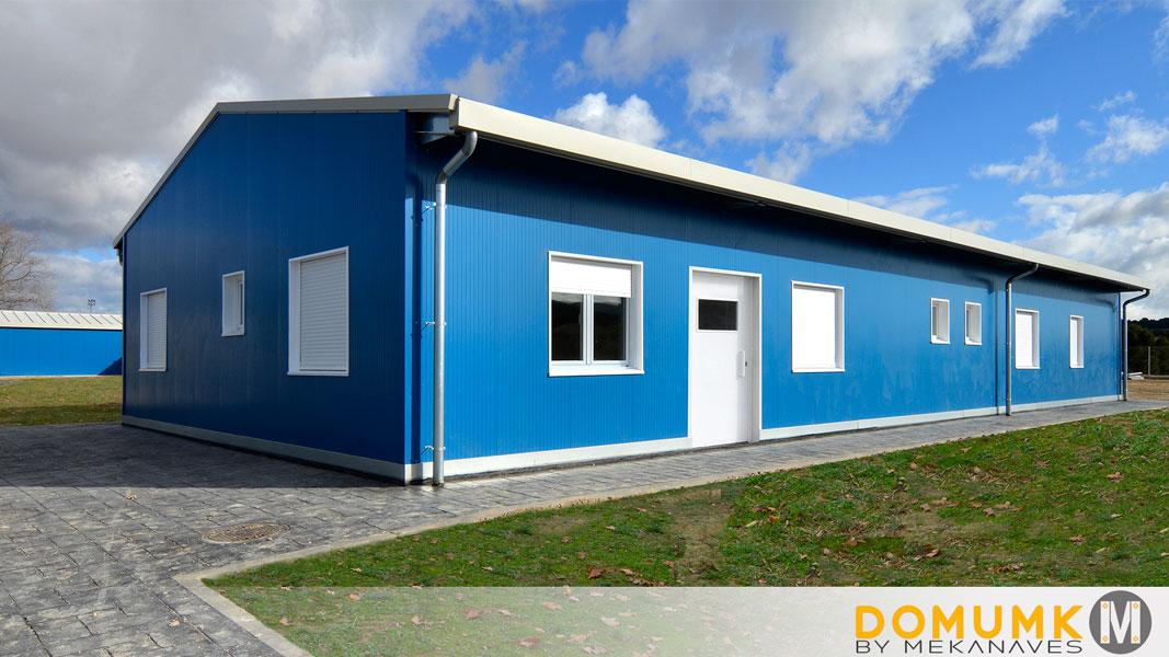 Edificio prefabricado modular