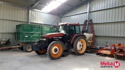 almacen prefabricado para maquinaria agricola